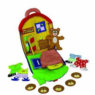 Moody Bear Travel Bag Toys & Games