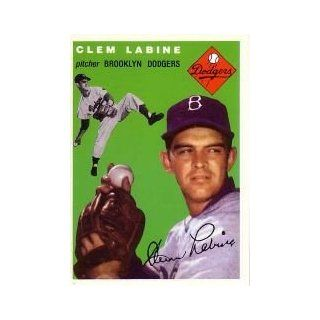 1994 Topps Archives 1954 #121 Clem Labine Collectibles
