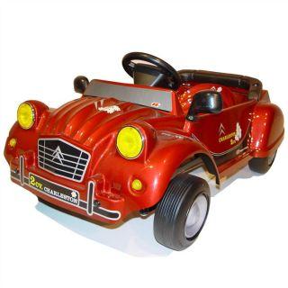IMITATION PROFESSION   ACTIVITE DE GRANDS Toys Toys 2CV Charleston à