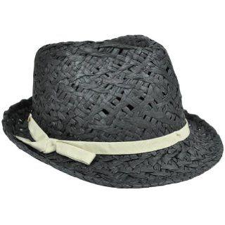 Stetson Hat FD 122 One Size Fit Ribbon Black Bow