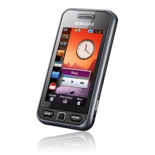 Samsung S5230 WiFi Unlocked Black Cell Phone