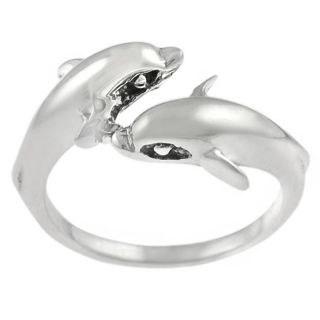 No Stone Sterling Silver Rings