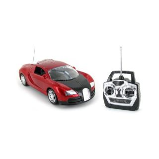 Top Speed Bugatti Veyron Electric RTR RC Car