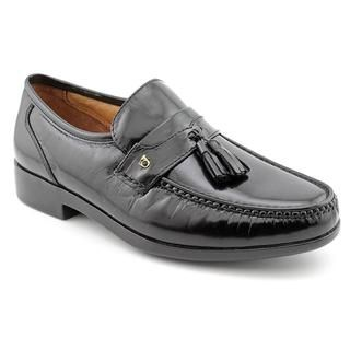 French Shriner Mens Lima Leather Dress Shoes Wide