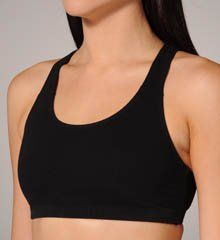 Fruit Of The Loom Racer Back Sports Bra (FT127) Clothing