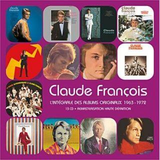 CLAUDE FRANCOIS   Intégrale   Achat CD