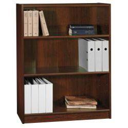 Bush Furniture 48 inch Universal 3 shelf Bookcase