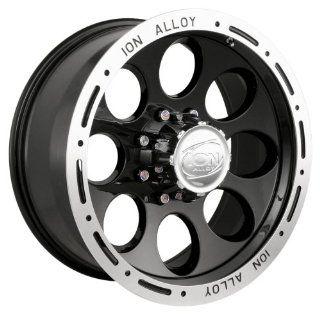 Ion Alloy 174 Black Beadlock Wheel (18x9/5x127mm)