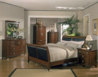Madison Avenue 4 piece Queen Bedroom Set
