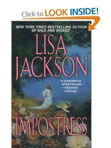 Impostress (Signet Historical Romance) Lisa Jackson 9780451208293