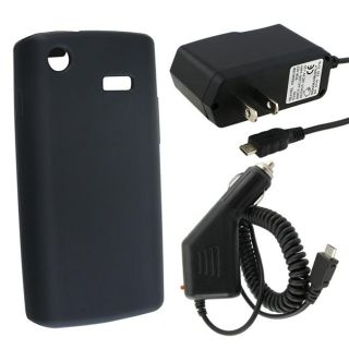 Black Case/ Car Charger for Samsung i897 Captivate Today $5.50 4.4 (7