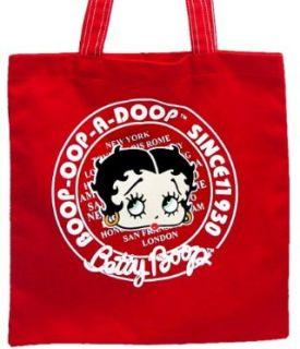 Christmas Gift   Betty Boop Shopping Tote Bag: Toys