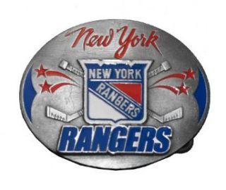 New York Rangers NHL Hockey Belt Buckle Clothing