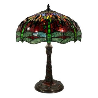 Pull Chain Table Lamps Tiffany Style Buy Lighting