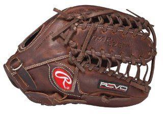 Rawlings Revo 750 Series 12.75 inch Trap Eze Web Outfield
