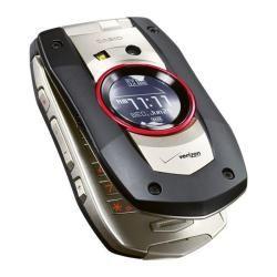 Casio GzOne Boulder Verizon Black Cell Phone (Refurbished