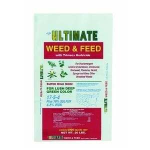 Feed With Trimec Post Emergent   131 Ultimate Weed N Feed