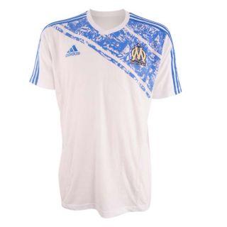 Tee shirt Adidas OM Tee Blanc   Achat / Vente T SHIRT Adidas OM Tee
