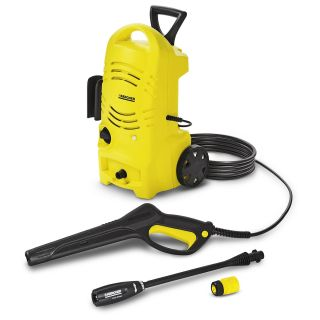 Karcher K2 27 1600 PSI Electric Pressure Washer Today $109.99