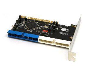 133 IDE RAID PCI Host Controller Card Plus Ultra ATA 100/133 cable