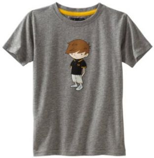 Fred Perry Boys 2 7 Kids Little Printed T Shirt Clothing