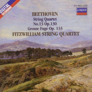 Fuge, Op. 133 Ludwig van Beethoven, Fitzwilliam String Quartet Music
