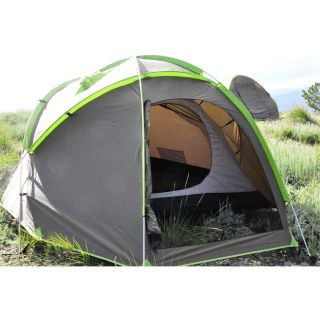 Recluse 3 person Ultra Light Aluminum Backpack Tent