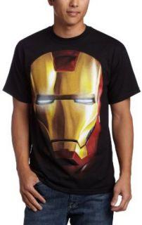 Mad Engine Mens I Am 2 Iron Man T Shirt: Clothing