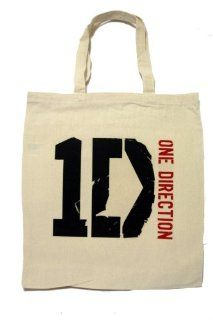One Direction 1Direction Canvas Tote Bag (1 sided print