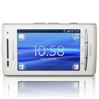Sony Ericsson XPERIA X8 Blanc Tout opérateur   Achat / Vente