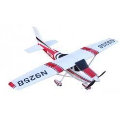 FMS Cessna 182 2.4Ghz RTF Rouge/Bleu 1400mm   Achat / Vente MODELISME
