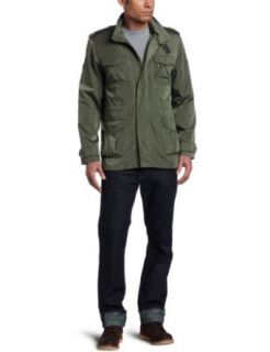Alpha Industries Mens Siege Jacket Clothing