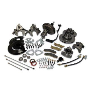 SSBC A132 A Front Drum to Disc Brake Conversion Kit