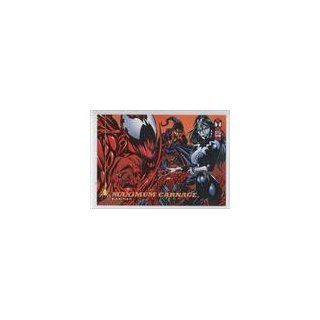 Carnage (Trading Card) 1994 Amazing Spider Man #133 Collectibles