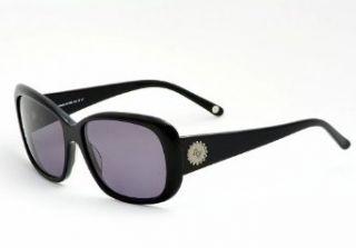 Adrienne Vittadini Sunglasses AV 1904 AV1904 Black Shades