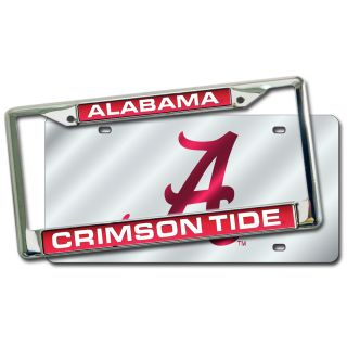 Alabama Crimson Tide Laser Cut License Plate Pack