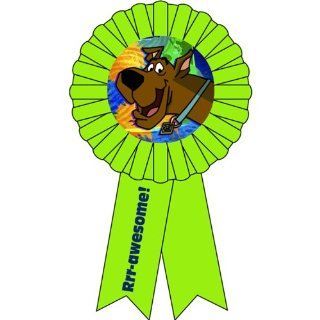 Scooby Doo Mystery Award Ribbon   Each Toys & Games