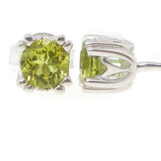 Michael Valitutti 18k White Gold Canary Tourmaline Earrings Today $