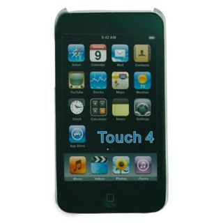 SKQUE Apple iPod touch 4G Clear Protector Case