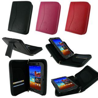 rooCASE Samsung Galaxy Tab 7.0 Plus Tablet Executive Portfolio Leather