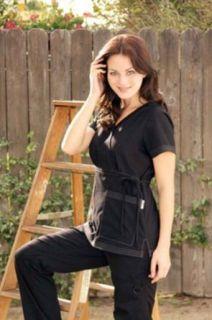 KOI 137 Katelyn Womens Scrub Top Clothing