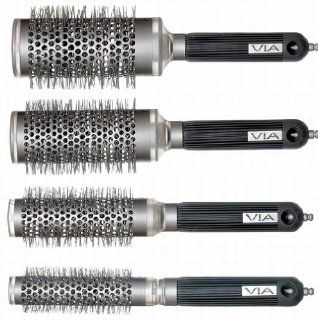 Ceramic Ion Thermal Round Hair Brush, Extra Large #135 Beauty
