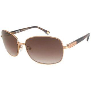 Michael Michael Kors Womens M2459S Toulouse Rectangular Sunglasses