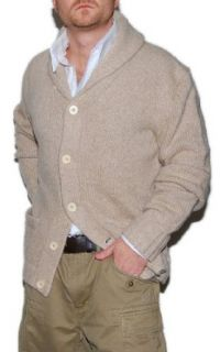 Polo Ralph Lauren Mens Cashmere Shawl Sweater Cardigan