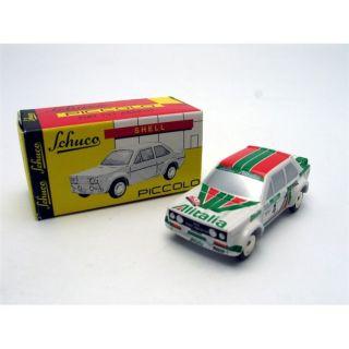 SCHUCO 1/87 FIAT 131 Abarth Alitalia   Achat / Vente MODELE REDUIT