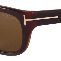 Tom Ford TF0084 Mackenzie Womens Rectangular Sunglasses