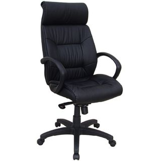 Erogomax Contemporary High back Leather Executive Chair