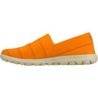 Womens Skechers GOwalk Oasis Orange
