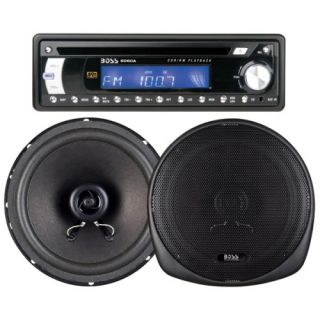 Boss 586CK Car CD/ Player   160 W   Single DIN