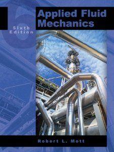 Applied Fluid Mechanics (6h Ediion) Rober L. Mo 9780131146808